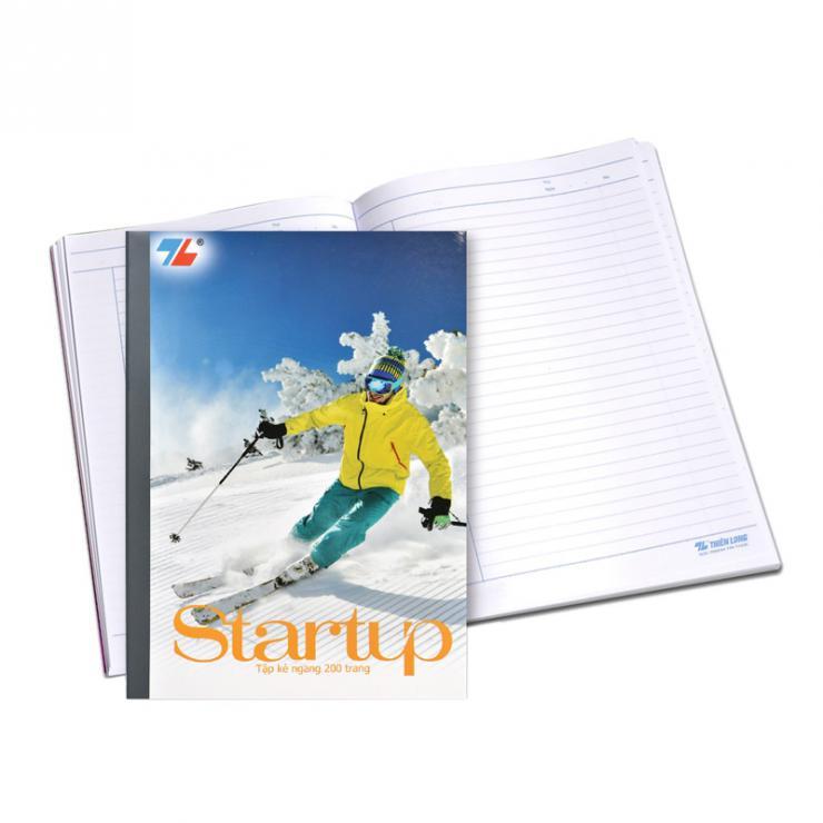 Tập kẻ ngang Startup NB-088