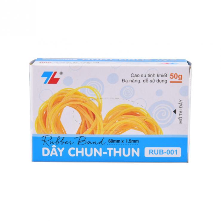 Dây chun thun RUB-001