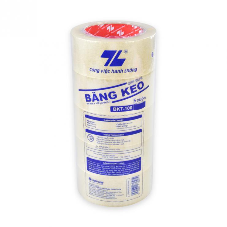 Băng keo trong BKT-100