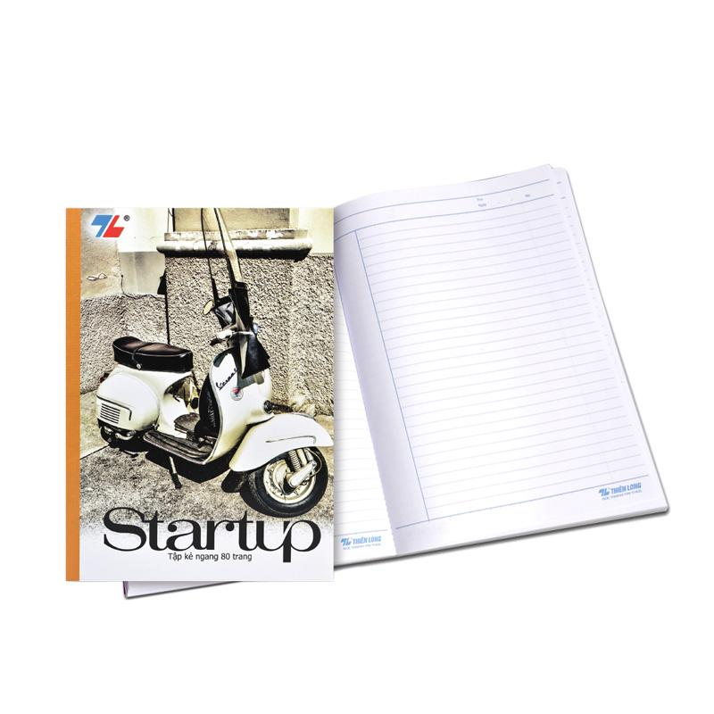 Tập kẻ ngang Startup NB-086