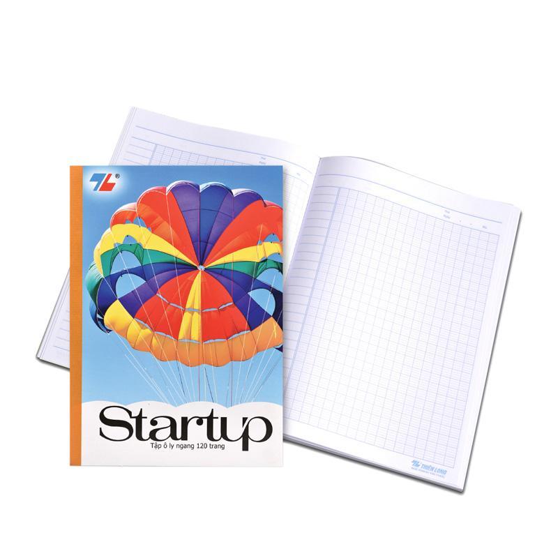 Tập 4 ô ly ngang Startup NB-089