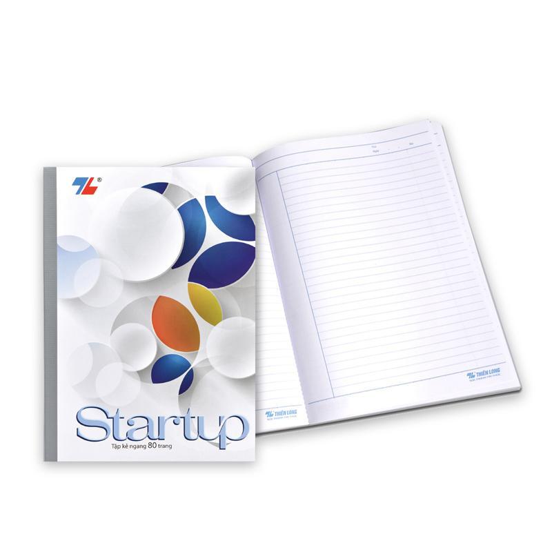 Tập kẻ ngang Startup NB-091