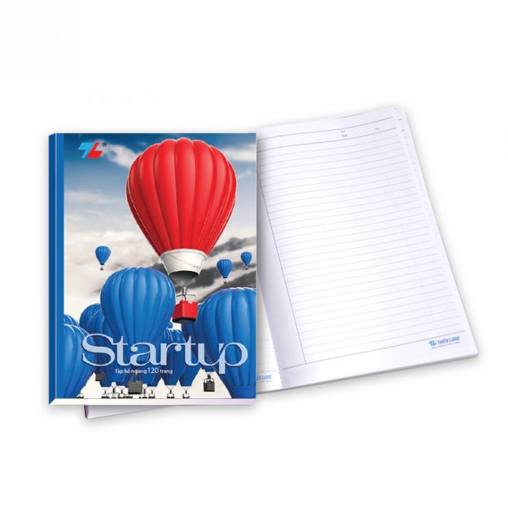 Tập kẻ ngang Startup NB-092