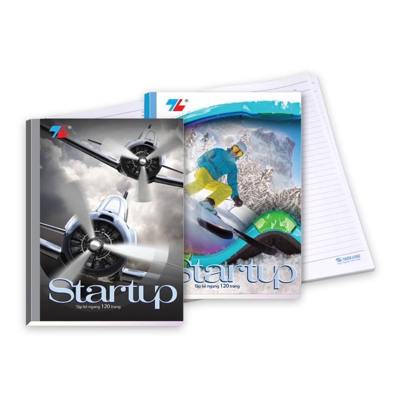 Tập kẻ ngang Startup NB-096