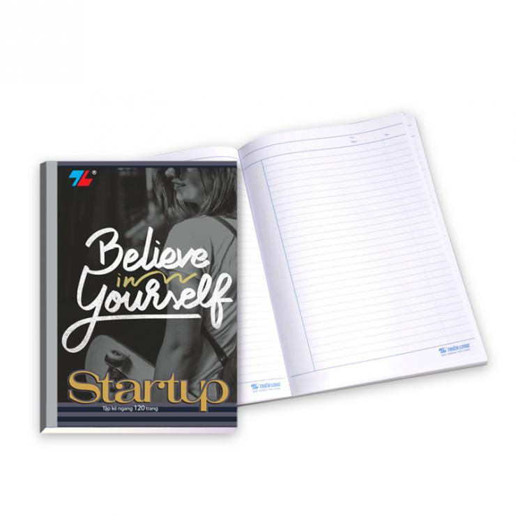 Tập kẻ ngang Startup NB-098